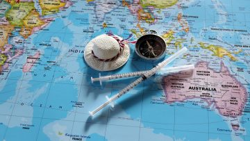 Geschützt auf Reisen: Diese Impfungen brauchen Sie